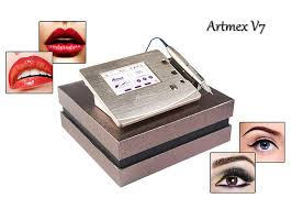 permanent makeup machine artmex v7