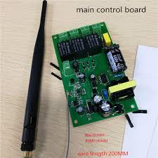 thermostat remote control oem board