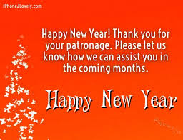 best new year wishes for clients customers iphonelovely