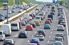 Image result for poor air quality traffic jam uk