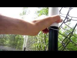 Cheap And Easy Way To Extend Your Fence Height Youtube