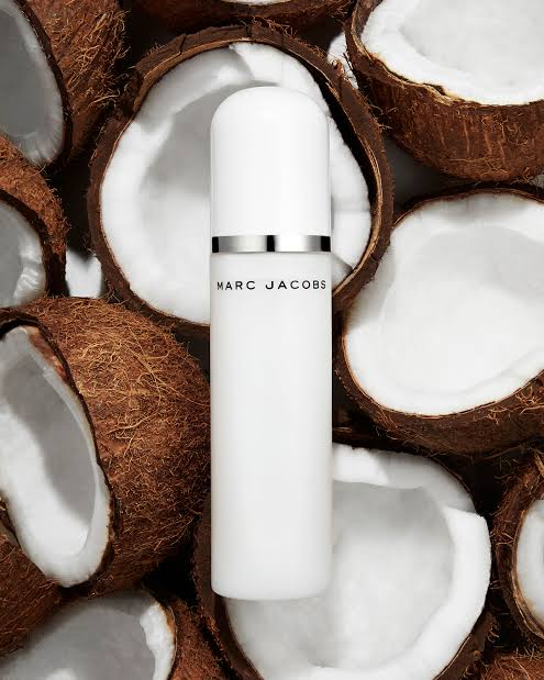 Image result for Marc Jacobs Beauty Re(cover) Perfecting Coconut Setting Mist