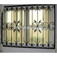 Modern Wrought Iron Window Railing Design Buy Wrought Iron Window Railing Iron Window Railing Window Railing Product On Alibaba Com