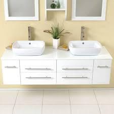 bellezza modern double vessel sink