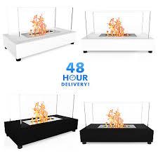 bio ethanol fireplace indoor outdoor