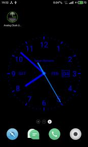 live clock wallpaper flyme official forum