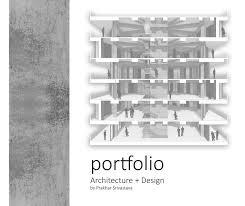 Undergraduate Architecture Portfolio by Prakhar Srivastava - issuu