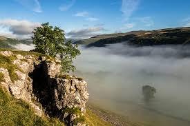 england yorkshire dales crag