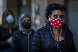 face mask now that the CDC recommends ...