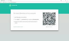 Come usare WhatsApp Web - Effe1