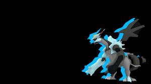 pokemon wallpaper 3d black kyurem