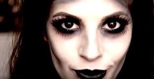 glamorous zombie makeup tutorial makes