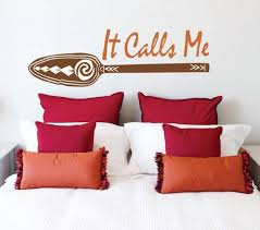Moana Inspired Paddle Wall Decal It Calls Me Wall Decal Etsy