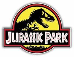Jurassic Park Sticker Laptop Wall Car Jeep Phone Kids Yellow Ebay