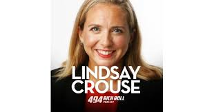 Lindsay Crouse Is Changing The Game For Women's Sports - The Rich ...