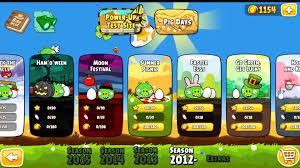 Angry Birds Seasons Moon Festival All levels – Видео Dailymotion