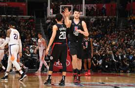 LA Clippers extend qualifying offers to Ivica Zubac and Rodney ...