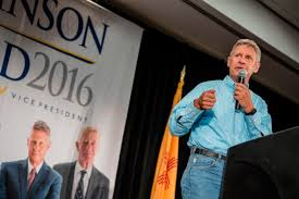 Gary Johnson is back, and he's never running for office again » Albuquerque  Journal