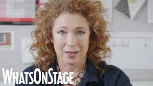 Admissions starring Alex Kingston | West End trailer - YouTube