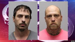 Cleveland PD: 2 men arrested for vehicle thefts, violating stay-at-home  order | WTVC