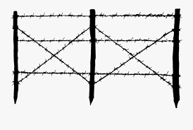 Clipart Resolution 1024 597 Barbed Wire Fence Png Free Transparent Clipart Clipartkey