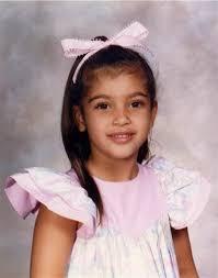 15 Rarely Seen Kim Kardashian's Childhood Photos | Reckon Talk