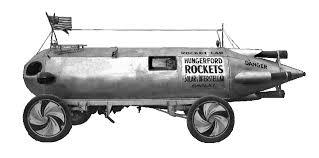 Daniel and Floyd Hungerford: Rocket Power, Interstellar Travel and ...