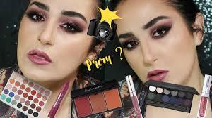 prom makeup tutorial 2018
