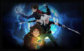 """INTERVIEW: Aaron Ehasz and Justin Richmond of """"The Dragon Prince"""": Answers  from the Masters of Xadia – Animation Scoop"""