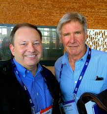 File:Harrison Ford and Wendell Brown at the 2016 TED conference in  Vancouver, Canada.jpg - Wikimedia Commons