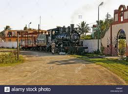 Steam locomotive, José Smith Comas, Cuba Stock Photo - Alamy