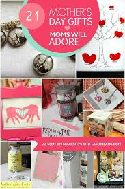 diy mother s day gift ideas and crafts