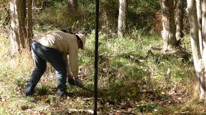 How To Install Fence Posts In Hard Ground Deerbusters Com