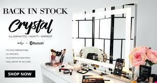 makeup organizer vanity avrauko vip