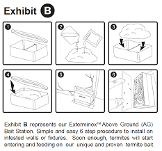 Download Exterminex Baiting System Images