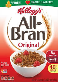 kellogg s all bran original cereal