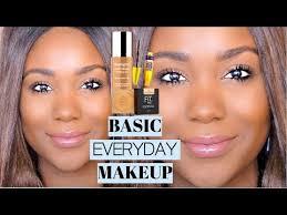 soft glam makeup tutorial brown dark
