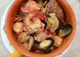 Feast Of Seven Fishes In One Pot Recipe ...