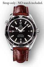 watch strap for omega seamaster