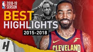 JR Smith BEST Highlights with the ...