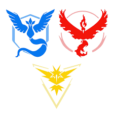 3 Team Valor Mystic Instinct Pokemon Go Decal Graphic Vinyl Die Cut Sticker Set Large 4 X 4 Walmart Com Walmart Com