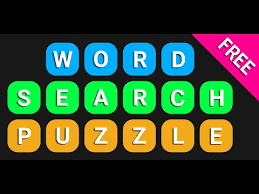 word search puzzle free game play