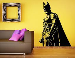 Batman Wall For Bedroom Lego Superhero Ninjago Decal Movie Art Stickers  Walmart Amazon Block Yellow — VamosRayos