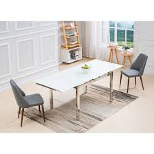 customized tempered glass dining table