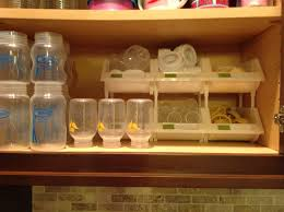 Pin by Adriana Bell on Kitchen | Baby bottle storage, Baby storage, Baby  bottle organization
