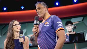 Tyler1 convinces enemy team to gift Rick Fox his first League of ...