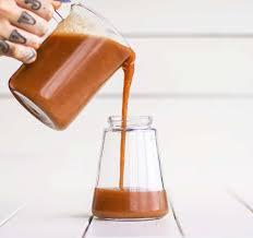 homemade sugar free cinnamon roll syrup