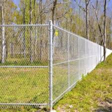 China Cheap 5 Feet Hot Dip Galvanized Chain Link Fencing China Temporary Fence Fence