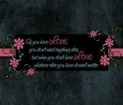 love quote flowers quote background about love