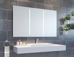led lighted bathroom vanity mirrors